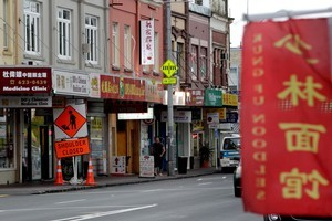 Themed precinct suggested for Chinese-dominated Dominion Road area. Photo / Brett Phibbs