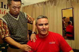 Labour Party Te Tai Tokerau byelection candidate Kelvin Davis is in to win. Photo / Brett Phibbs