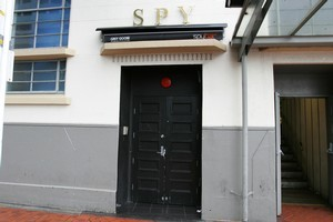 The Spy Bar. Photo / Brett Phibbs
