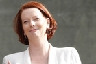 Julia Gillard. Photo / Mark Mitchell