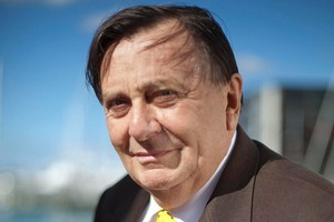Barry Humphries. Photo / Supplied