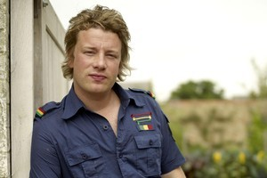 Jamie Oliver. Photo / Supplied