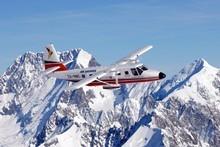 Aerial views of the Alps put their grandeur in perspective. Photo / Air Safaris