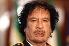 Muammar Gaddafi. Photo / AP