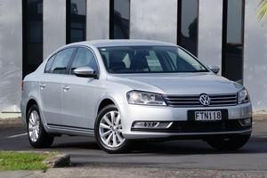 Volkswagen Passat. Photo / Supplied