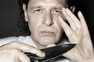 Marco Pierre White. Photo / ITV/Rex Features