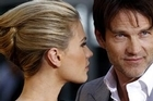 On and off screen couple, Anna Paquin and Stephen Moyer, attend the fourth season premiere of 'True Blood,' where they revealed their working antics as a married couple.
