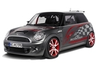 The Mini Eagle packs almost 200kW into a bodyshell that has shed about 100kg. Photo / Supplied