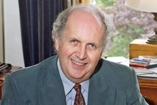 Alexander McCall Smith. Photo / Supplied
