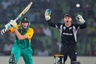 The Black Caps last played South Africa at the Cricket World Cup when they knocked them out of the tournament. Photo / Getty Images