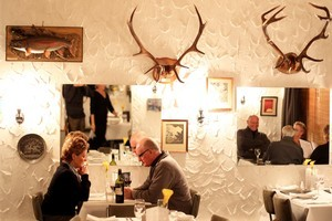 Committed carnivores are in their element at Cazador. Photo / Getty Images