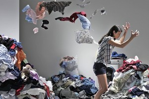 According to Lucy Siegle most women have upwards of 20 unworn garments in her wardrobe and will spend $266,605 in a lifetime on fashion. Photo / Thinkstock