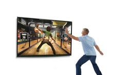 Microsoft's Kinect motion control system for Xbox 360 will be used to interact with advertising as more film and television content is added to the Xbox Live service. Photo / Supplied