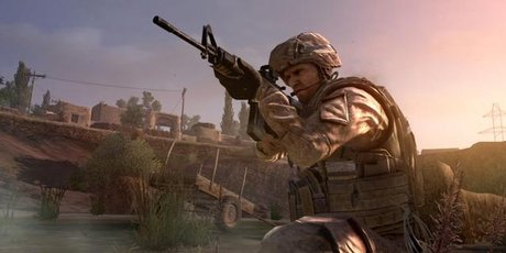 Operation Flashpoint: Red River revolves around a fictional US and Chinese takeover of Tajikistan. Photo / Supplied