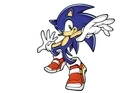 Sonic the Hedgehog, the star of Sega's flagship gaming franchise.