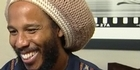 Watch: Ziggy Marley talks US government, toughening up kids