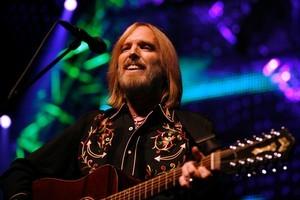 Tom Petty. Photo / AP