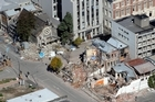 Government and Christchurch ratepayers will split the cost of repairing future earthquake damage to essential infrastructure left uninsured on Friday.  Photo / NZPA