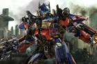 Optimus Prime in action in 'Transformers: Dark of the Moon.' Photo / Supplied