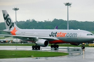 More Jetstar and Qantas flights to South Island are being delayed Thursday. Photo / File