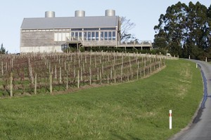 Mahurangi River Winery. Photo / Supplied