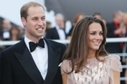 Prince William and wife Kate Middleton will not be attending the Rugby World Cup in New Zealand later this year. Photo / AP
