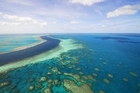 Queensland's Great Barrier Reef.