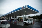 A Mobil petrol station in the Auckland CBD, 3 June 2011. Photo / Dean Purcell