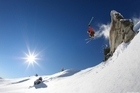 The Coronet Peak skifield will open for the first time tomorrow. Photo / Miles Holden