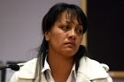 Macsyna King - the mother of the Kahui twins - will tell her story in 'Breaking Silence: The Kahui Case,' written by journalist Ian Wishart. File photo / Dean Purcell