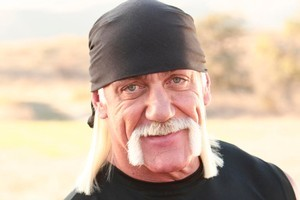 Hulk Hogan denies domestic violence claims made by ex-wife Linda Hogan saying she's still using his name to further her own purposes. Photo / Supplied
