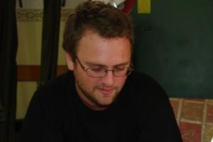 Kiwi journalist Glen Johnson. Photo / Supplied