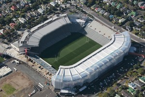 Aerial view of Eden Park. Photo / Brett Phibbs
