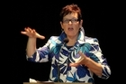 Jenny Shipley says the idea of equal pay for equal talent is a 'no-brainer'. Photo / APN