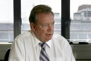 Alasdair Thompson, chief executive of the Employers and Manufacturers Association, has not resigned from his role after recent controversial comments, and the EMA has made no decision on his future. Photo / The Aucklander