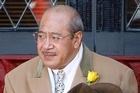 HM King George Tupou V of Tonga. Photo / APN