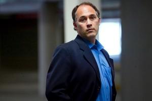 Ian Wishart, author of the controversial book. Photo / APN