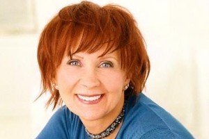 Janet Evanovich. Photo / Supplied