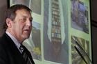 NZ Wine Company chief executive Rob White. File photo