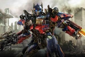 Transformers III: Dark Of The Moon . Photo / Supplied