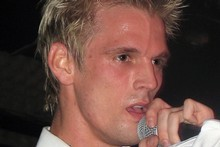 A 2010 performance by Aaron Carter in Farmingdale, Long Island, NY. Photo / Wikimedia Commons posted by user Paparazzo Presents