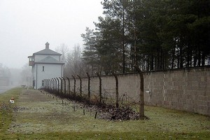 Visitors to the former Nazi concentration camp of Sachsenhausen, near Berlin, are now being charged for guided tours of the memorial site. Photo / Creative Commons image by Denis Apel