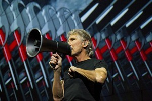 The Wall has taken on new meanings for its creator, Roger Waters. Photo / Suppliedv