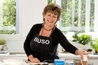 Well-known New Zealand chef Julie Biuso hosts a range of cooking classes from her kitchen at home. Photo / Babiche Martens