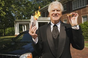 The proper term for millionaires these days is High Net Worth Individuals. Photo / Thinkstock