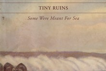 Cover for 'Some Were Meant For Sea' by Tiny Ruins. Photo / Supplied