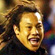 A delighted Tana Umaga runs a try in 2001. Photo / Getty Images