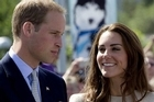 Britain's Prince William and his wife, Kate were welcomed to the Northwest Territories with a traditional Native Canadian drumming performance by the Dene tribe during the royal couple's most northerly stop of their Canadian tour.