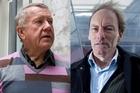 Ross Meurant (left) and John Minto. Photos / Paul Estcourt, Natalie Slade