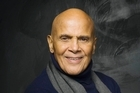 Harry Belafonte feels grateful to have his story put on film. Photo / AP